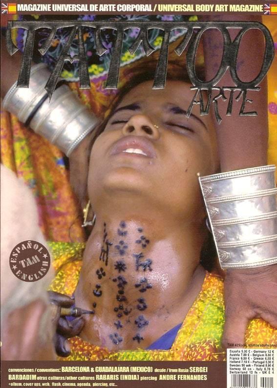 tatooarte magazine