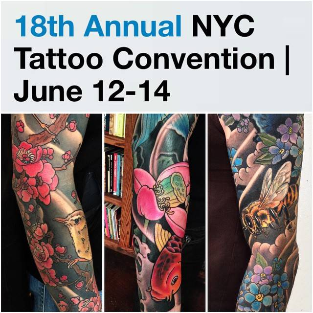 NYC Tattoo Convention