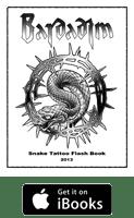 snake book